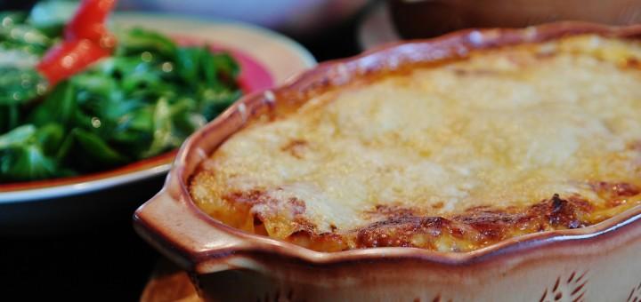 heerlijke lasagne