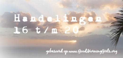 header Handelingen 16 - 20