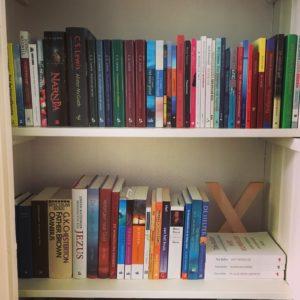 boekenwurm, boekenkast, boeken lezen, doelstelling
