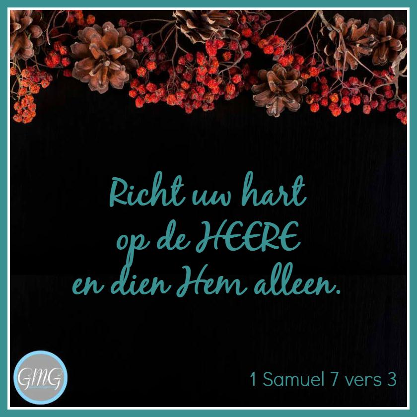 dagtekst 1 Samuel dag 07