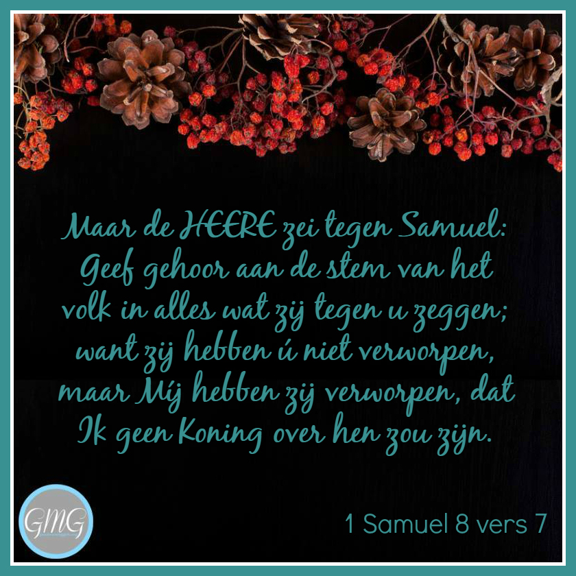 dagtekst 1 Samuel dag 08