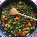 Smakelijck! Makkelijk en gezond koken op vakantie! recepten, sperziebonen